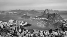 Harbor of Rio de Janeiro, Brazil